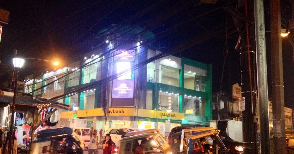 Bdphi Building Naga City Deck