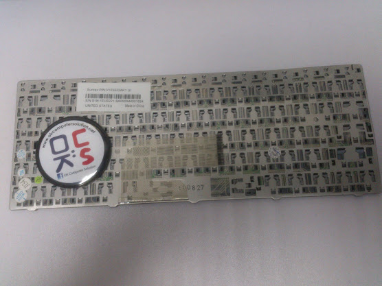 Original Keyboard MSI CR400 EX460 EX465 ULV723 U200 X400