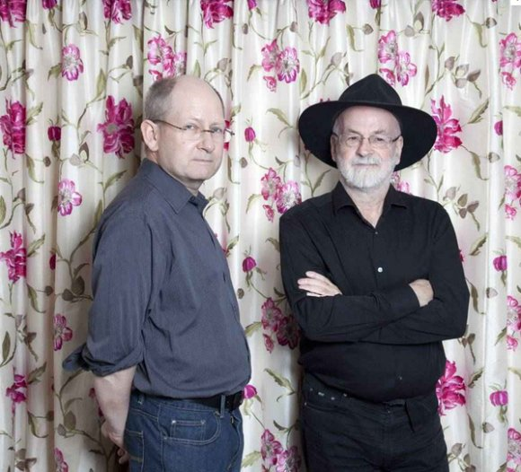 Stephen Baxter and Terry Pratchett