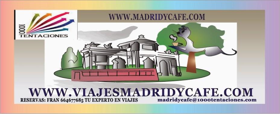 Viajes Madrid y Café