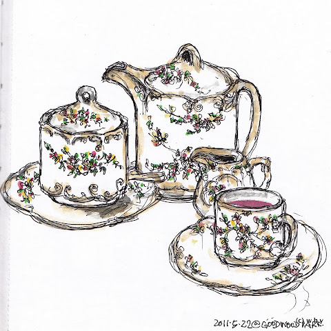 Goodwood Park High Tea