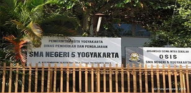FISIKA SMA NEGERI 5 YOGYAKARTA