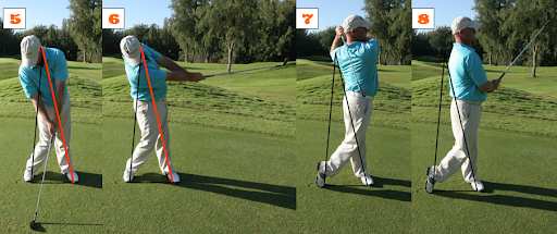 tiger woods swing sequence. tiger woods swing sequence
