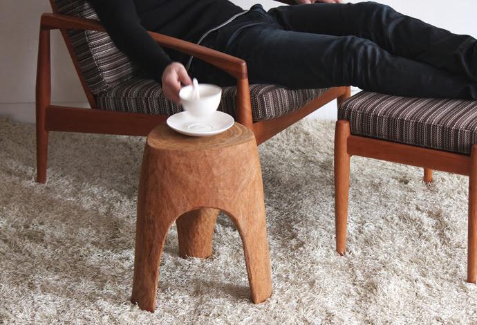 Wood Stool イメージ