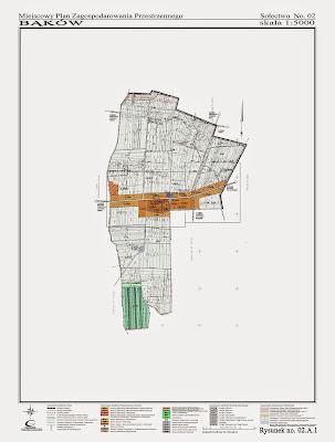 Miejscowy Plan Zagospodarowania Przestrzennego - Bąków - Gmina Rusinów
