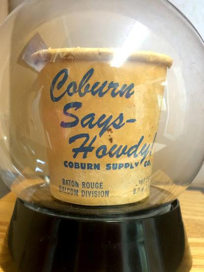 coburn coffee cup