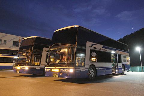 JR東海バス「ドリームなごや3号」 三ケ日にて プレミアムシート仕様車