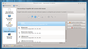 Windows 8 cursors in KDE