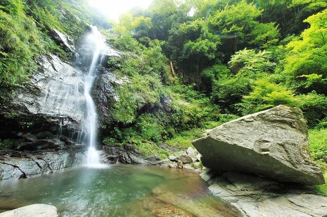 徳島名滝探訪 鳴滝のイメージ画像