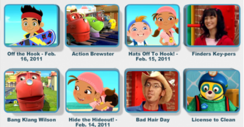 Head over to the Disney Junior website to watch FREE full-length
