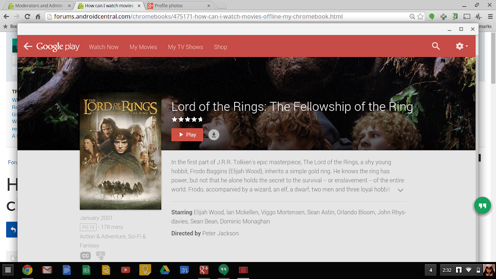 app to watch movies offline