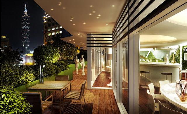 # 陶朱隱園:世界級的超級豪宅就在台灣!! 10