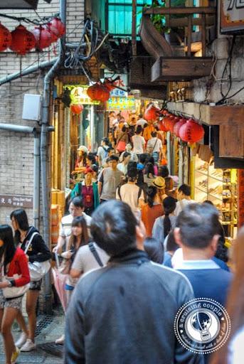 Taiwan Road Trip! Jiufen Old Town