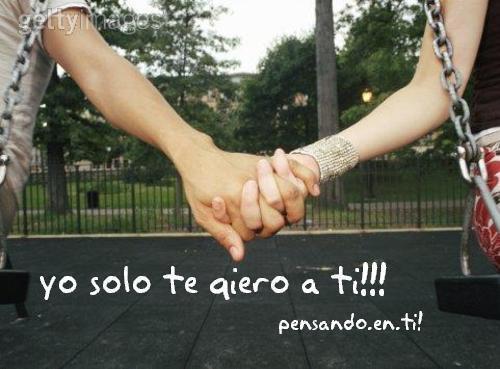 Yo te Quiero a Ti