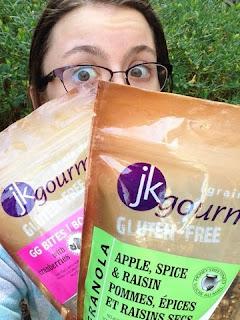 gluten free celiac granola college
