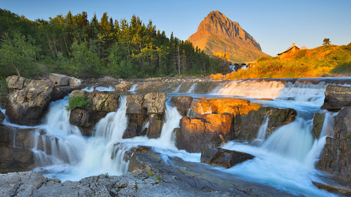 Swiftcurrent Falls, Glacier National Park, Montana.jpg