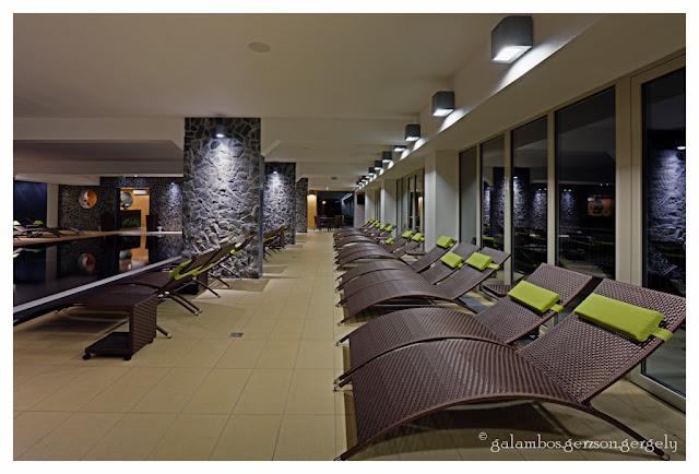 LifeStyle Hotel Mátraháza wellness