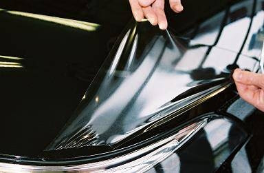 Защитная пленка на BMW