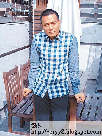 ※林家棟覺得TVB生活枯燥無味,日以繼夜的地獄生涯實在難耐。
