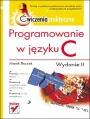 Programowanie w języku C. Ćwiczenia praktyczne. Wydanie II  Autor: Marek Tłuczek - Data wydania: 2011/05 - Stron: 120