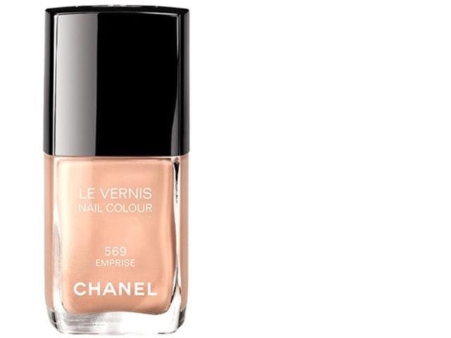 Chanel - schön lackiert