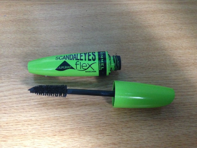 Rimmel Scandal Eyes Flex Mascara