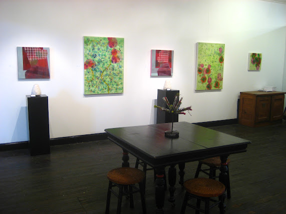 Kuzana Ogg: Urbane (BoxHeart Gallery)