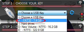 install linux ubuntu via flashdisk 1