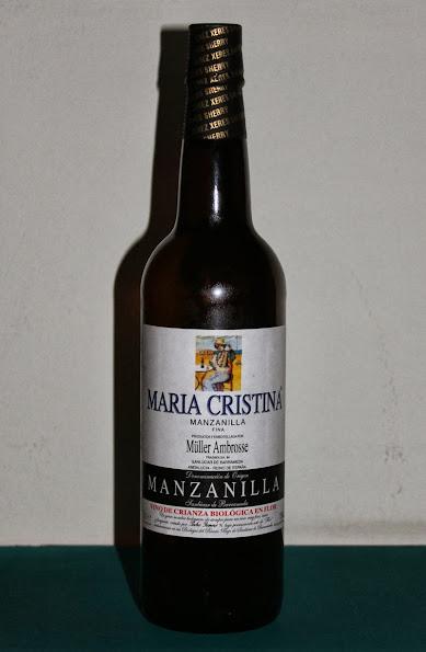 Manzanilla María Cristina