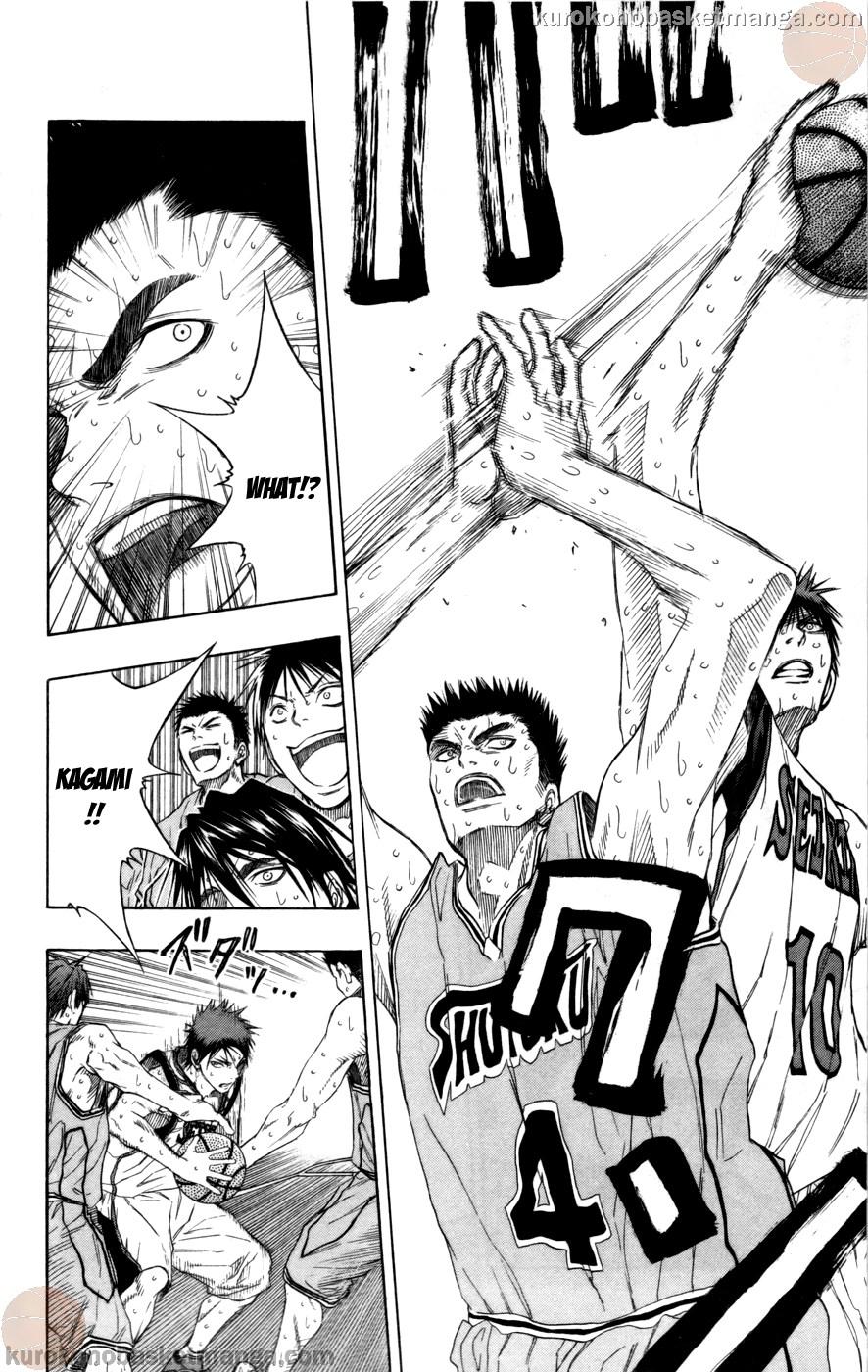 Kuroko no Basket Manga Chapter 92 - Image 16