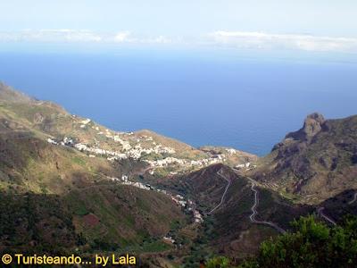 Mirador Bailadero Anaga, Tenerife