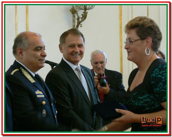 Október 23-a tiszteletére kitüntetéseket kaptak a lagjobbak