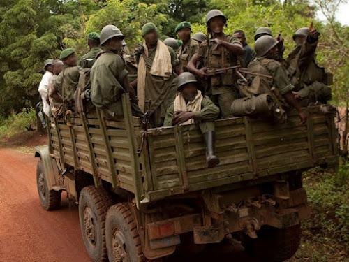 Poursuite des combats entre les FARDC et les miliciens à Ubundu