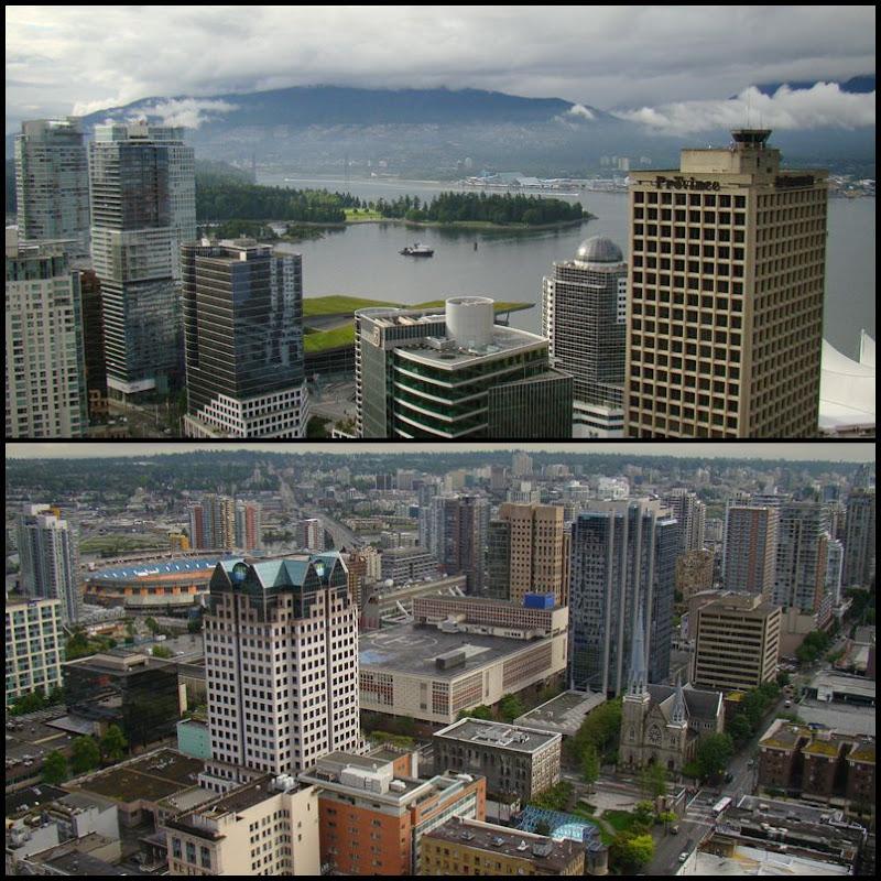Vancouver: Harbor Centre Lookout