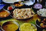 Thali (mix de curry)