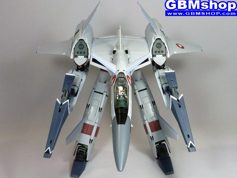 Macross VF-X VF-4G Lightning III Commander Type GERWALK Mode