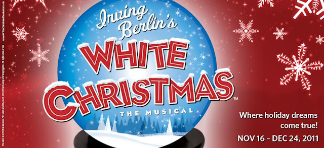 Wonderful 'White Christmas' goes from film to stage