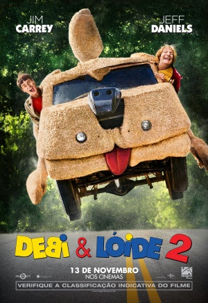 Assistir Online Filme Debi e Lóide 2 - Dumb and Dumber To
