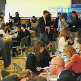 Photography from: La 15ª Trobada Escola+Universitat+Empresa cierra con un 47% más de ofertas laborales internacionales | CETT