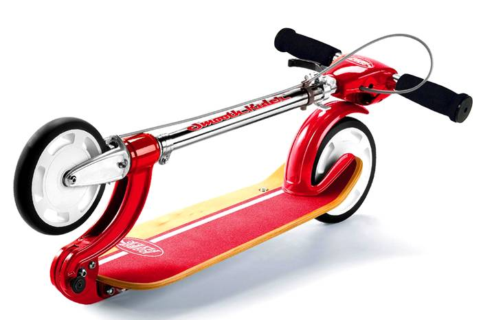 trottinette 'Radio Flyer' Smooth Rider pliee