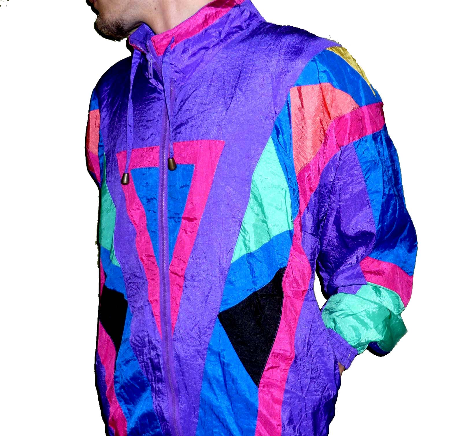Brain Damage Vintage: retro.nu rave.jackets.