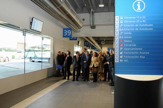 Finaliza la reforma de la Estación Sur de Autobuses