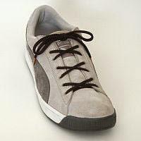 Метод шнуровки обуви бабочкой