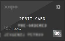 xapo дебетная карточка