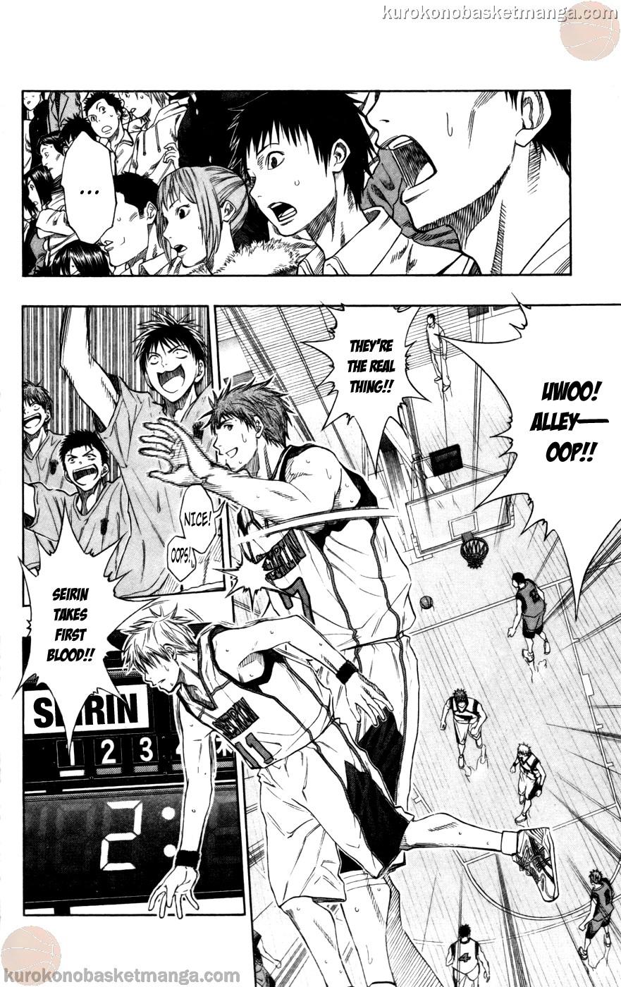 Kuroko no Basket Manga Chapter 101 - Image 05