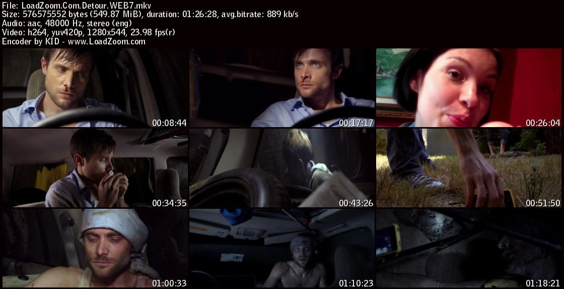 movie screenshot of Detour fdmovie.com