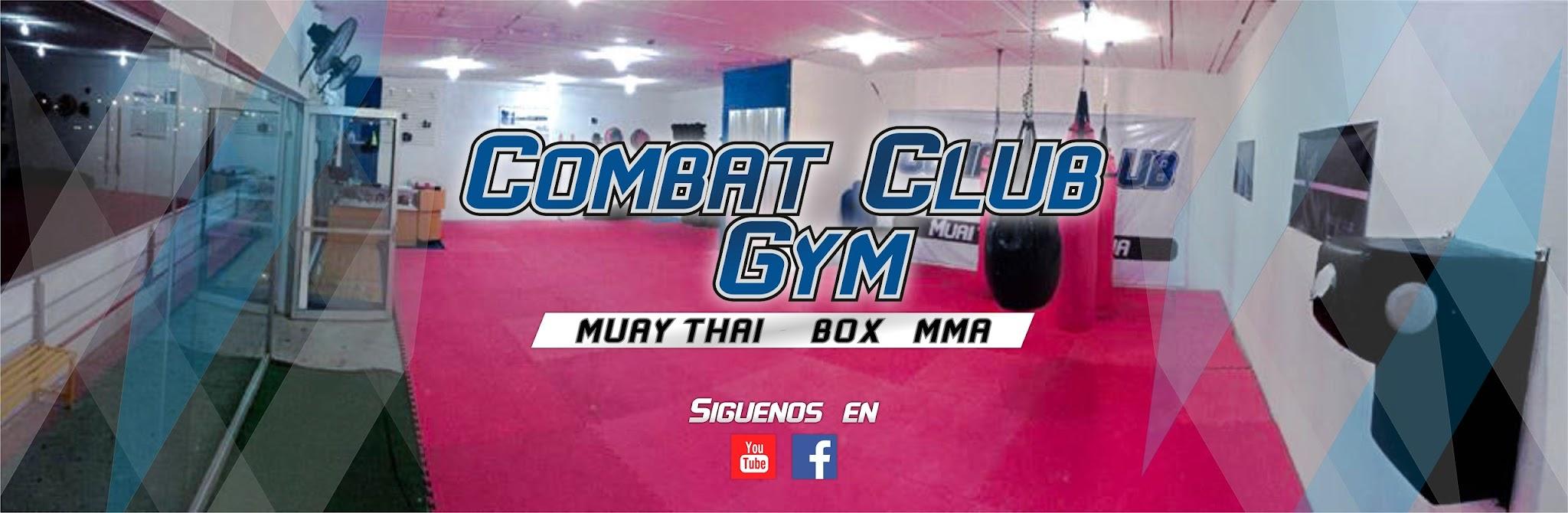 Combat Club Gym - Gimnasio De Boxeo Muay Thai en Ciudad