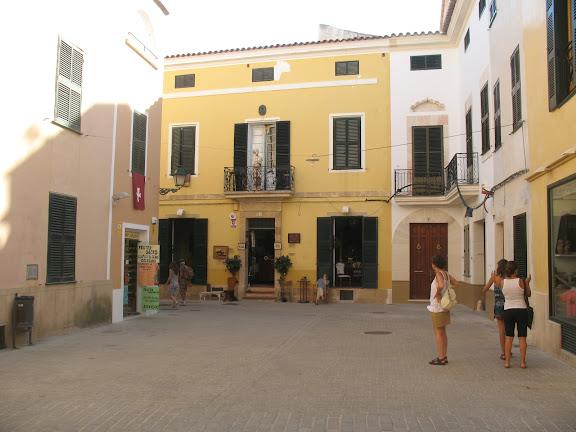 Ciutadella - Ciudadela.-Menorca