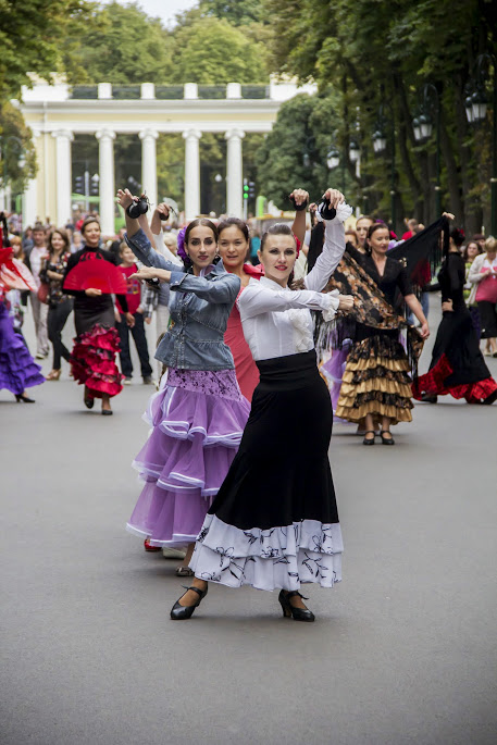 фламенко-парад в харькове