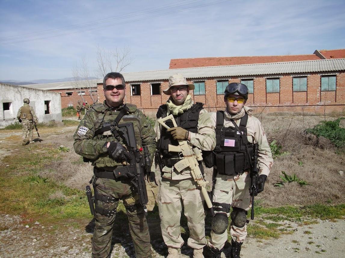 Fotos de la partida DEA RAID. 09-03-14 PICT0056